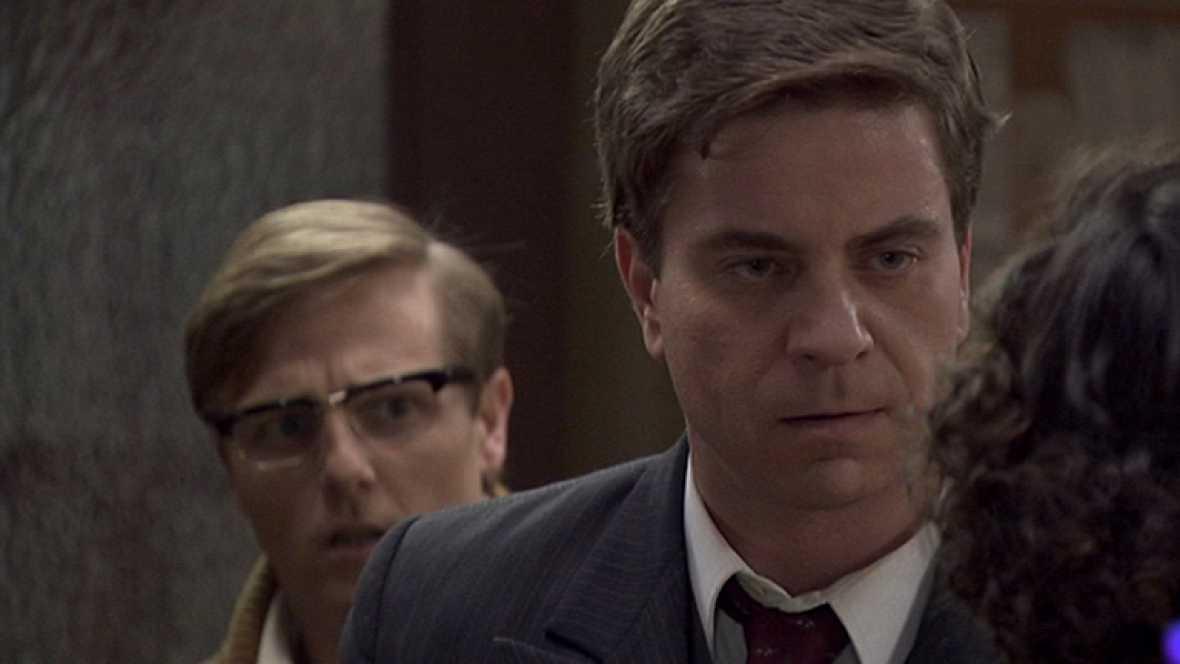 Amar - Héctor monta un escándalo en 'Sucesos'