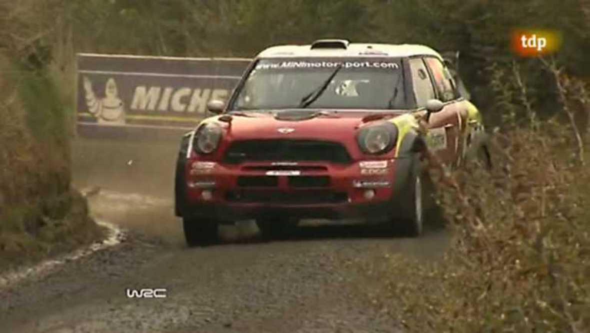 Mundial Rallyes MRW Nueva Zelanda - 22/06/12 - Ver ahora