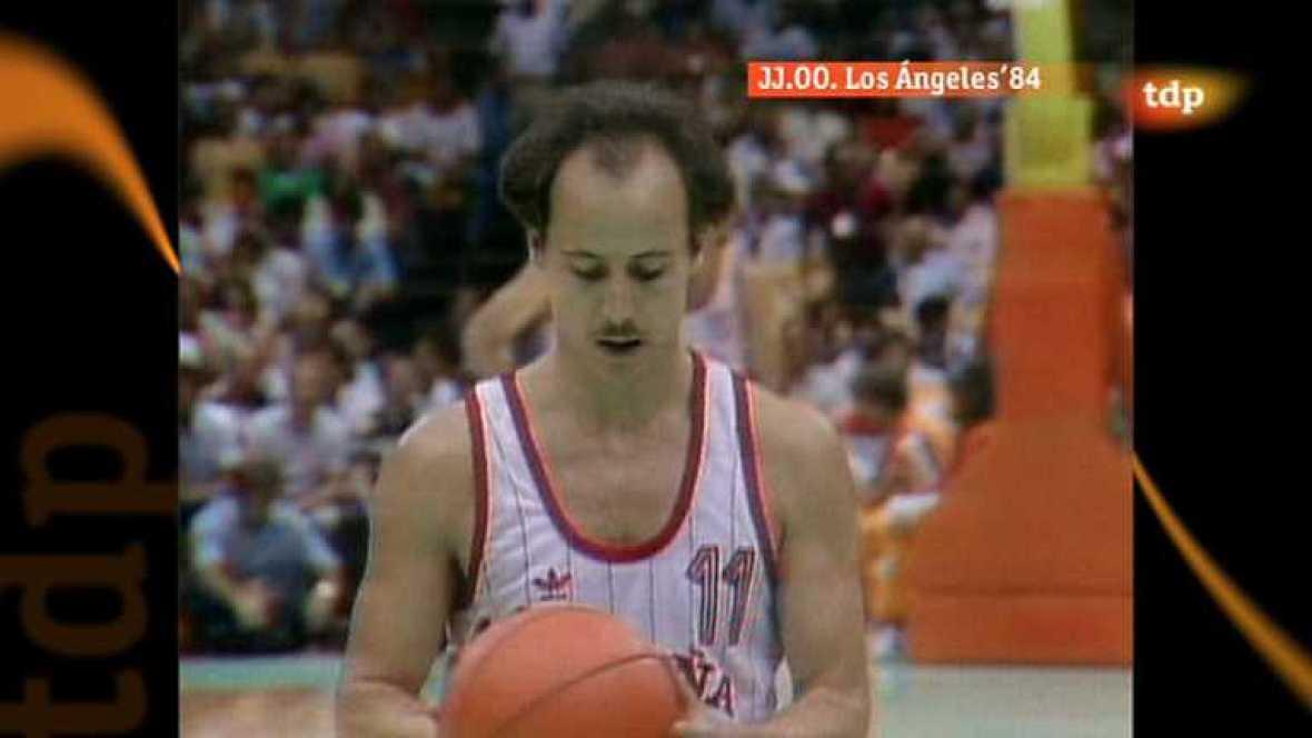 Londres en juego - Los Ángeles 1984: Baloncesto - Ver ahora