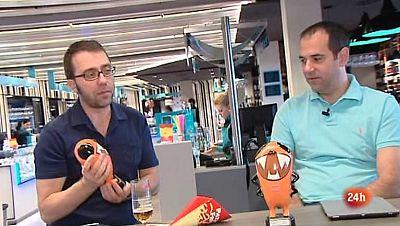 Zoom Net - Nominados Gamelab 2012, los contenidos transmedia y videojuegos españoles en el E3 - 23/06/12 - Ver ahora