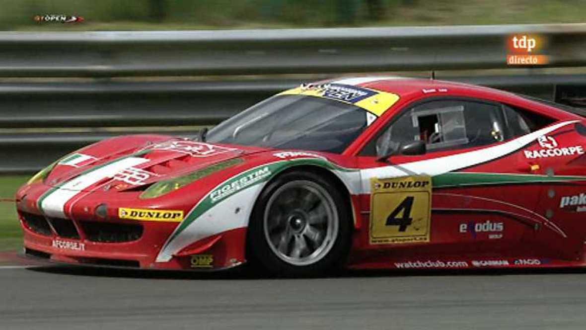 Automovilismo - Internacional GT Open - 23/06/12 - Ver ahora