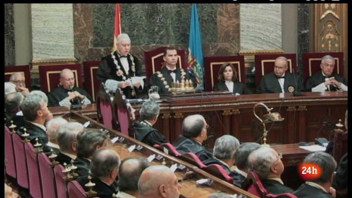 Parlamento - Relevo en el poder judicial - 23/06/12 - Ver ahora