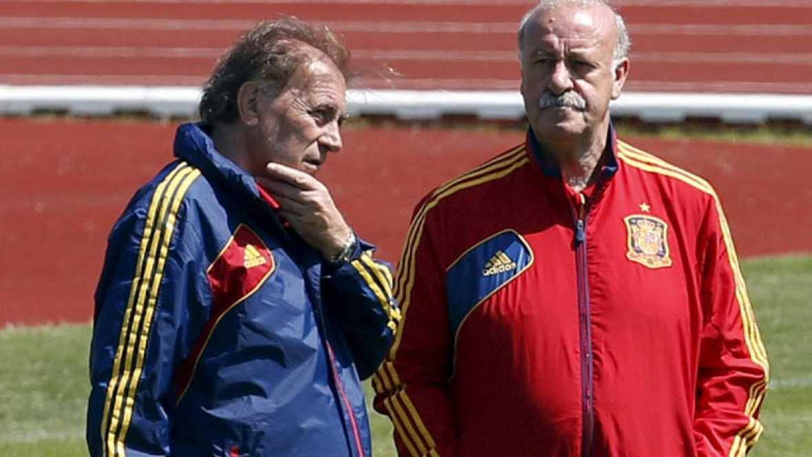 El cuerpo técnico de la selección ya analiza la eliminatoria de semifinales de la Eurocopa contra Portugal. Preocupa el cansancio del equipo, pero los ayudantes de Del Bosque advierten de que no debe servir como excusa.