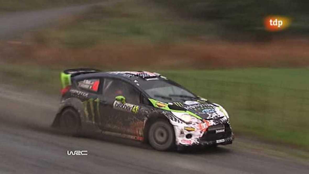 Mundial Rallyes WRC Nueva Zelanda - 24/06/12 - Ver ahora