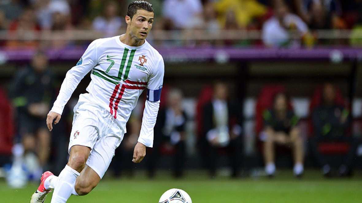 El rival de España en semifinales se simboliza en un hombre, Cristiano Ronaldo, la mayor amenaza de un equipo que llega lanzado y que tratará de evitar el pase a la final de España.