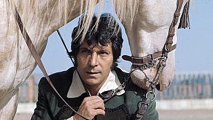 El rodaje de Curro Jiménez (1977)