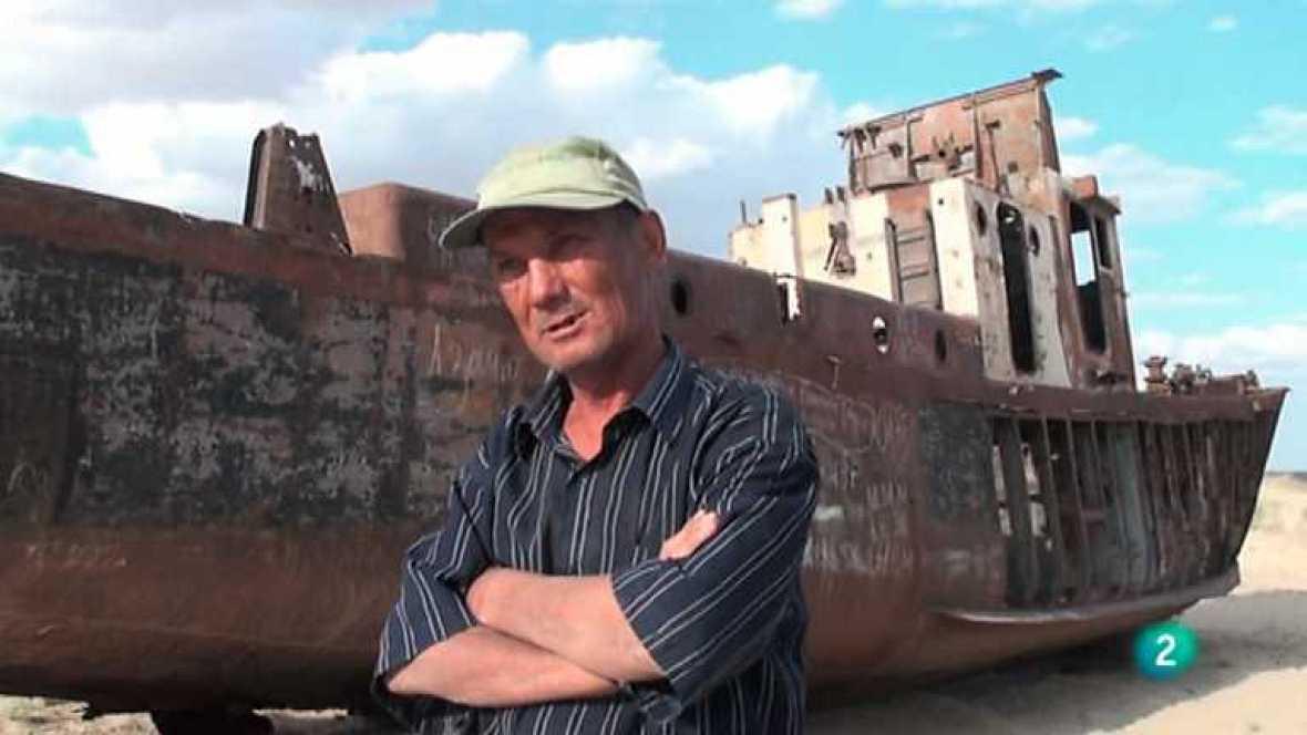 Aral, el mar perdido - Ver ahora