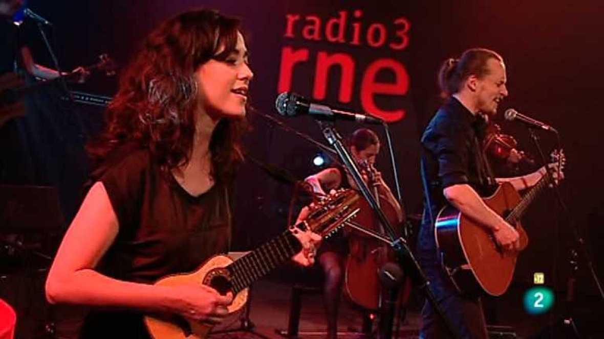 Los conciertos de Radio 3 - JF Sebastian - Ver ahora