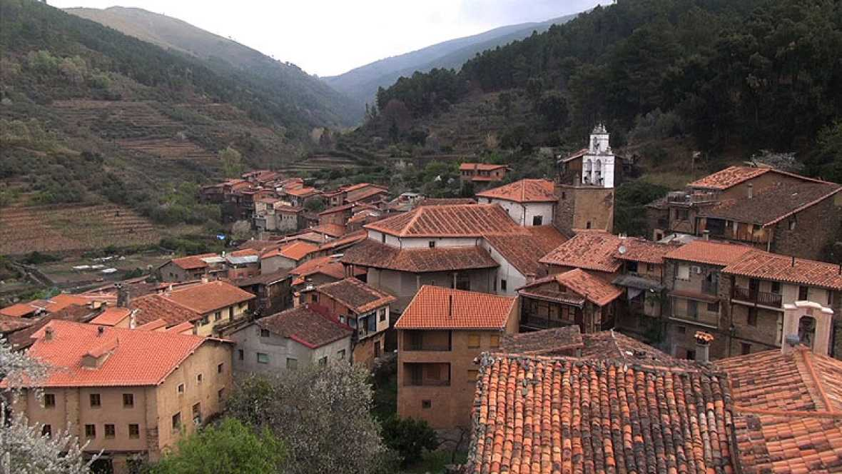 Conectando España - Robledillo de Gata y Passanant i Belltall - ver ahora