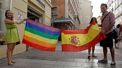 Más Gente - Comienza el Orgullo Gay con el lema 'Igualdad sin recortes'