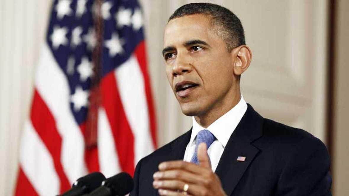 Apoyo para el proyecto de sanidad de Barack Obama