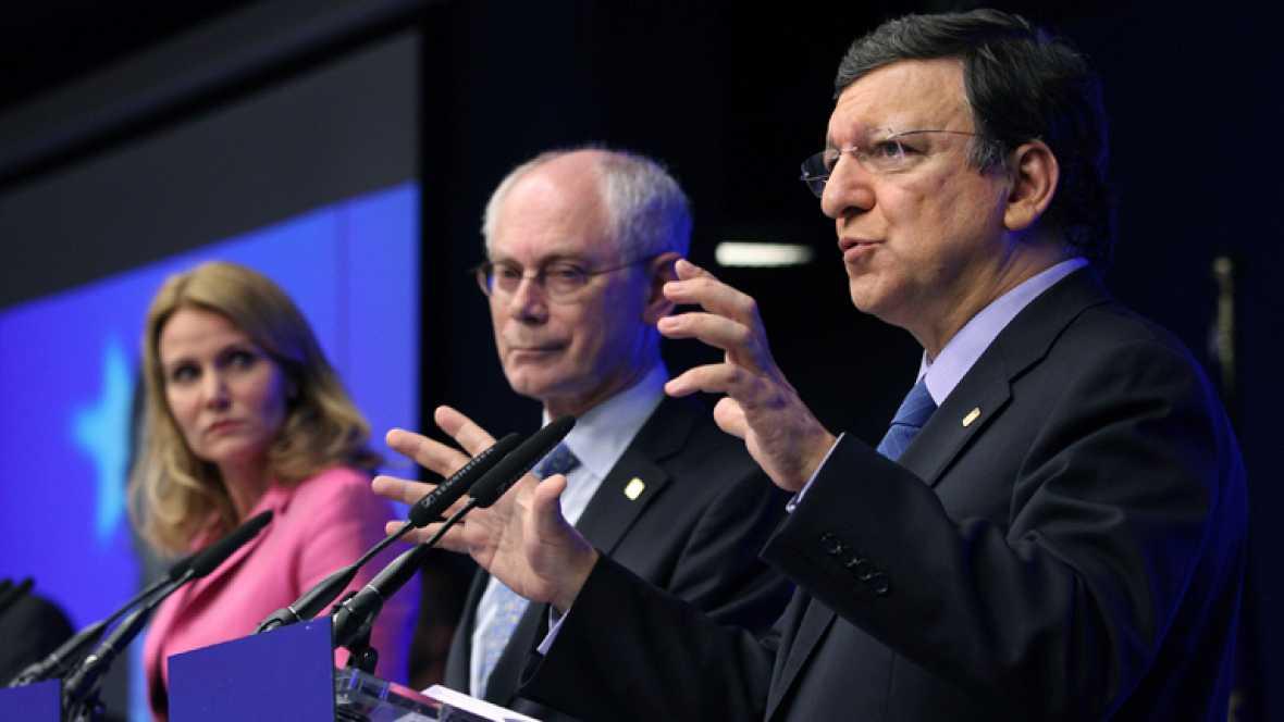 Telediario Matinal en cuatro minutos - 29/06/2012