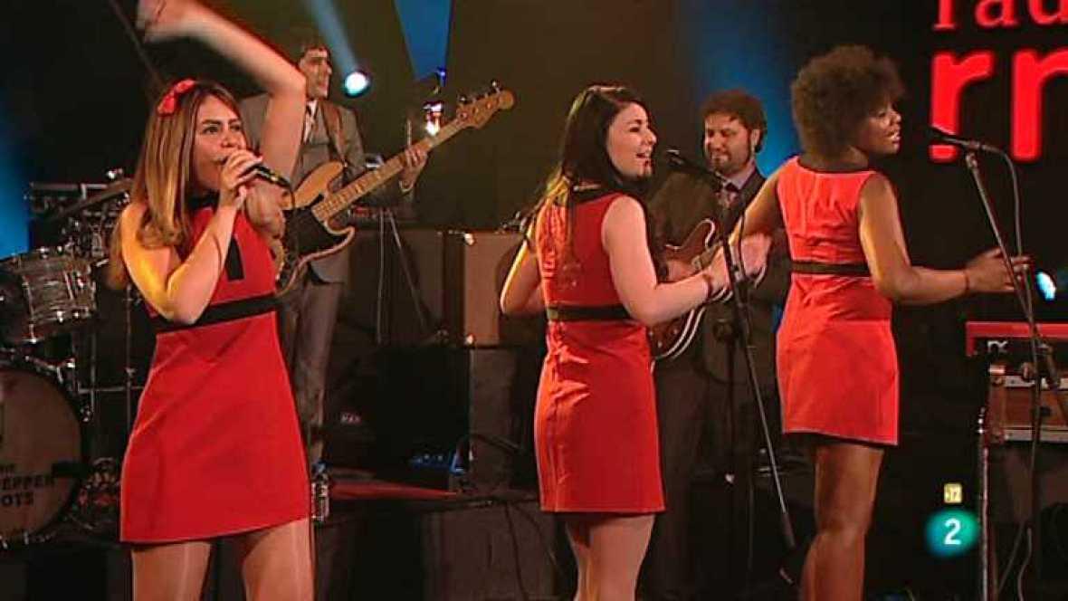 Los conciertos de Radio 3 - The Pepper Pots - ver ahora