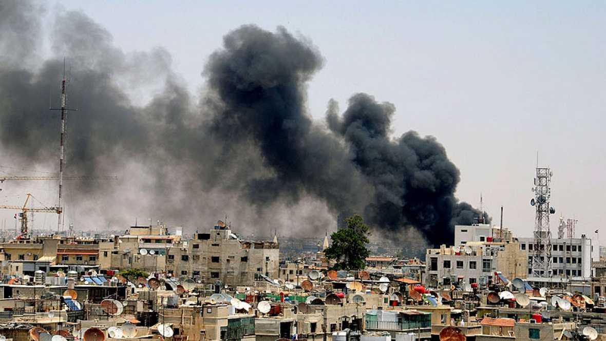Aumenta la tensión entre Turquía y Siria por envío de más tropas a la frontera