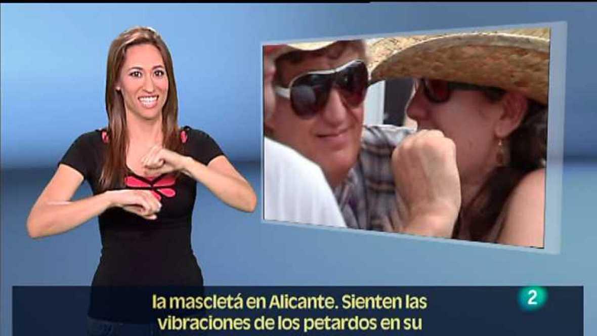 En lengua de signos - 30/06/12 - ver ahora