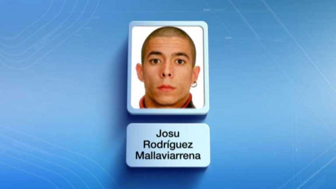 Josu Rodríguez Mallaviarrena detenido como presunto miembro de ETA