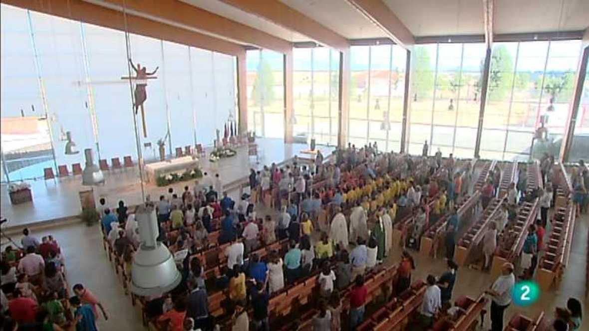 El día del Señor - Parroquia de Santa María la Blanca - Ver ahora