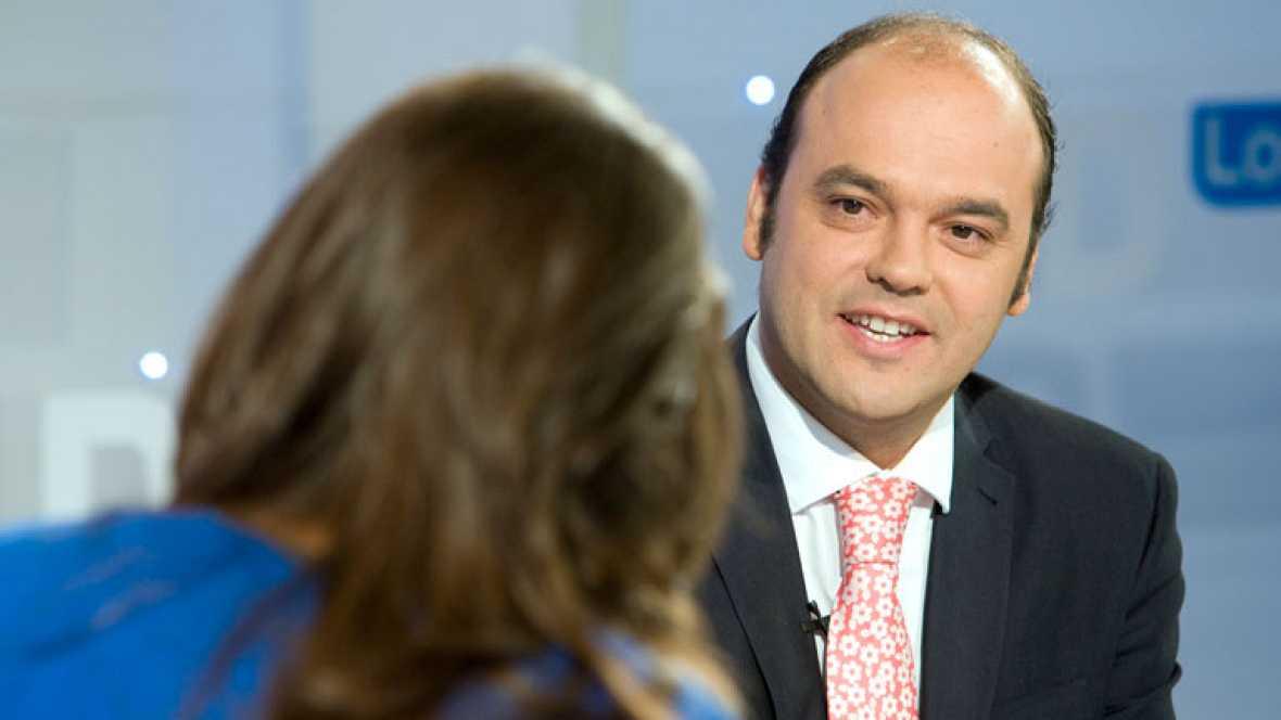 """José Carlos Díez: """"hay que ayudar a los que no pueden pagar la hipoteca"""""""