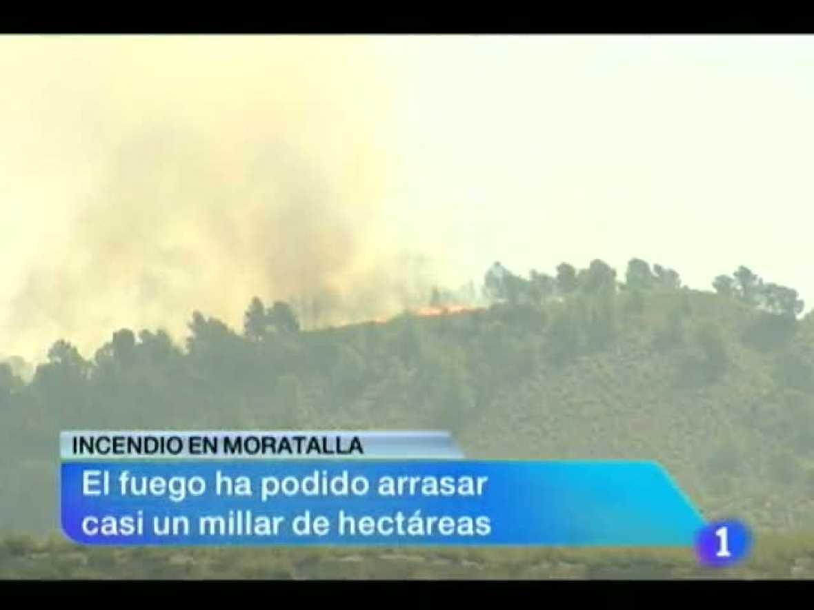 Noticias Murcia.(02/07/2012).