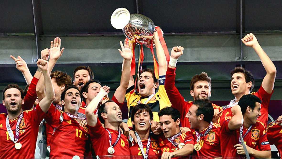 La España de la triple corona