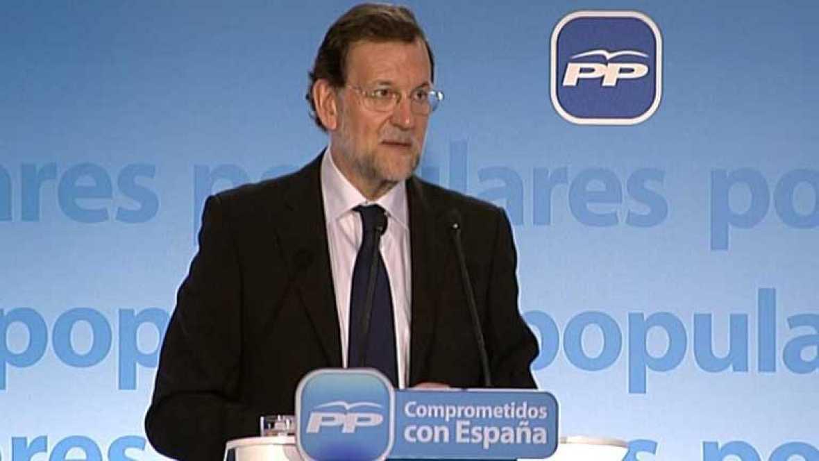 Rajoy pide un mayor esfuerzo de ajuste a las CC.AA.