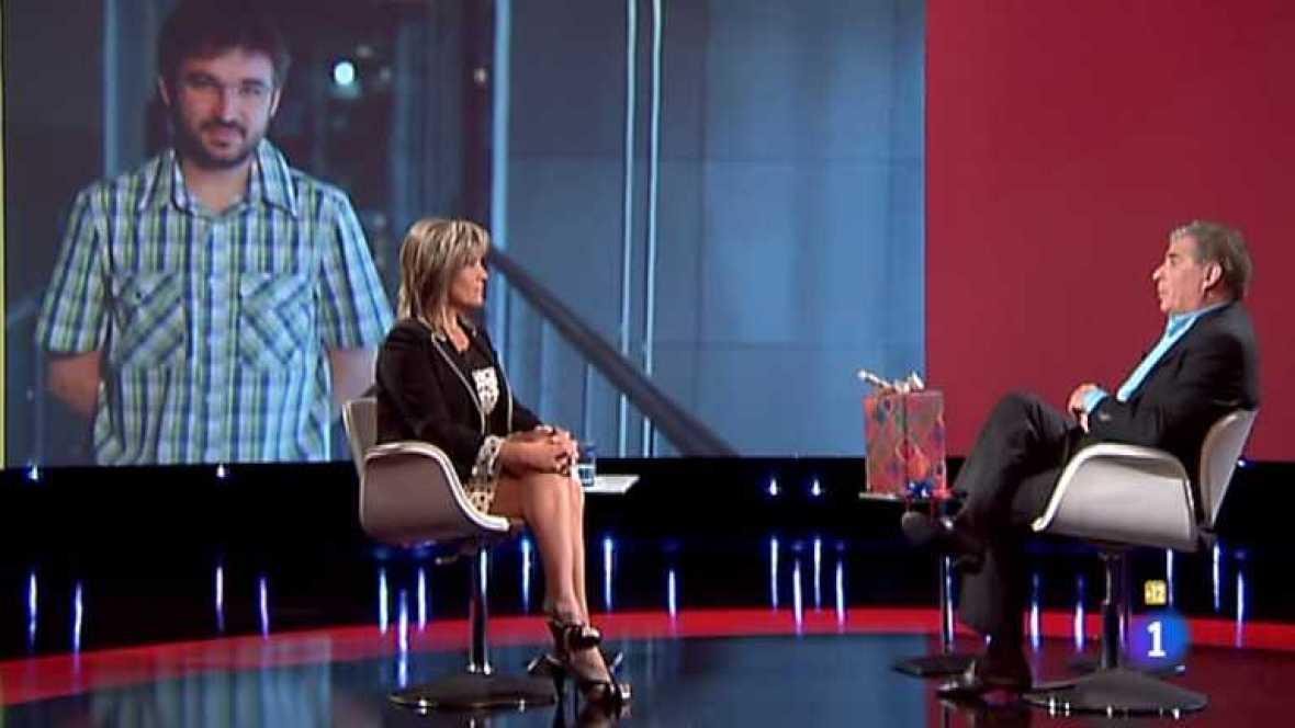 Entrevista a la carta - Pedro Ruiz - Ver ahora