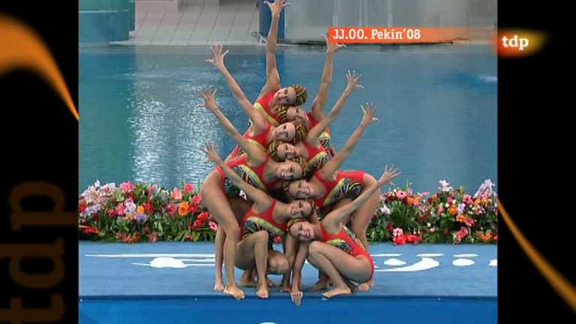 Londres en juego - Pekín 2008: Natación sincronizada - Ver ahora