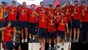 España es un equipo de leyenda