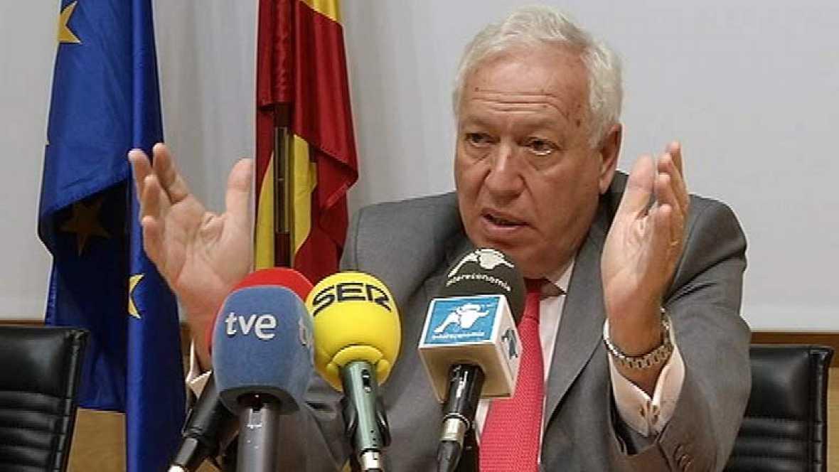 """Margallo: """"Habrá un paquete de restricciones presupuestarias muy severo"""""""