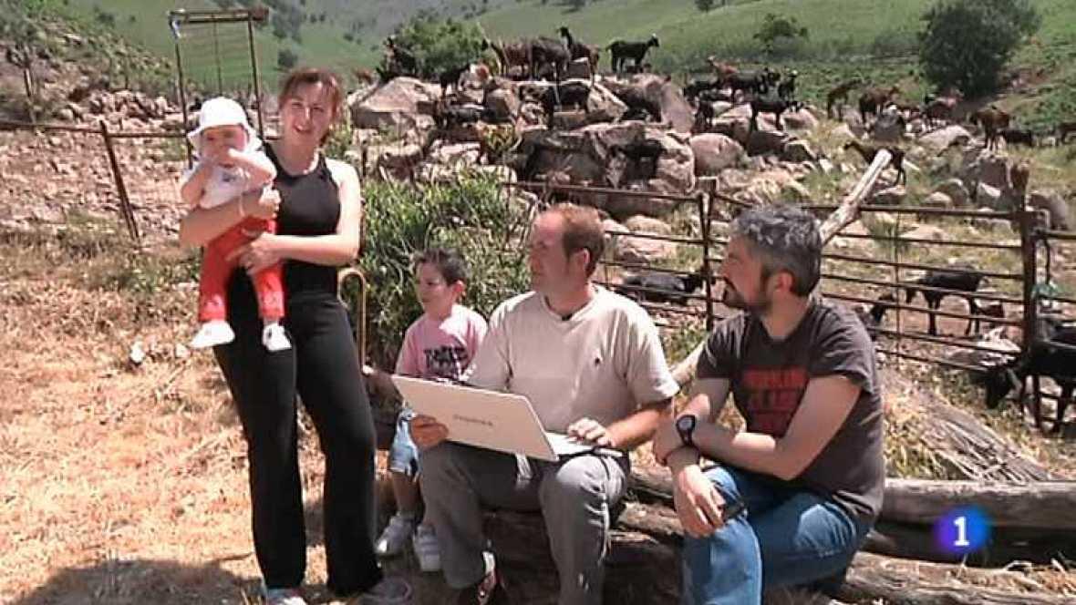 Conectando España - Candeleda y con Buenavista del Norte- Ver ahora