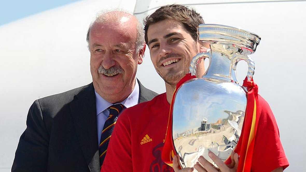 Casillas: los valores humanos de un campeón