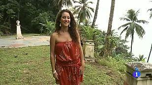Españoles en el mundo - Santo Tomé y Principe - Yolanda