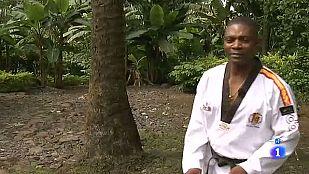 Españoles en el mundo - Santo Tomé y Principe - King