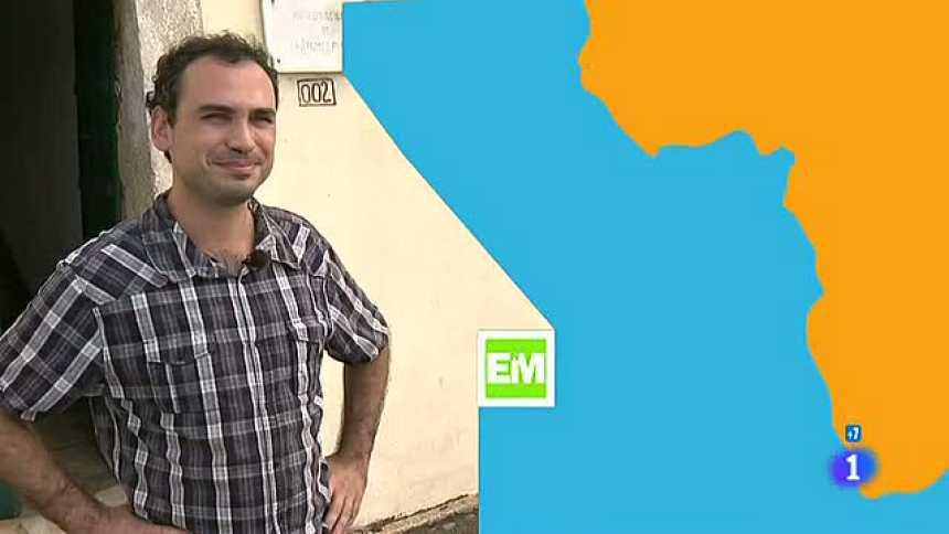 Españoles en el mundo - Santo Tomé y Principe - Albert