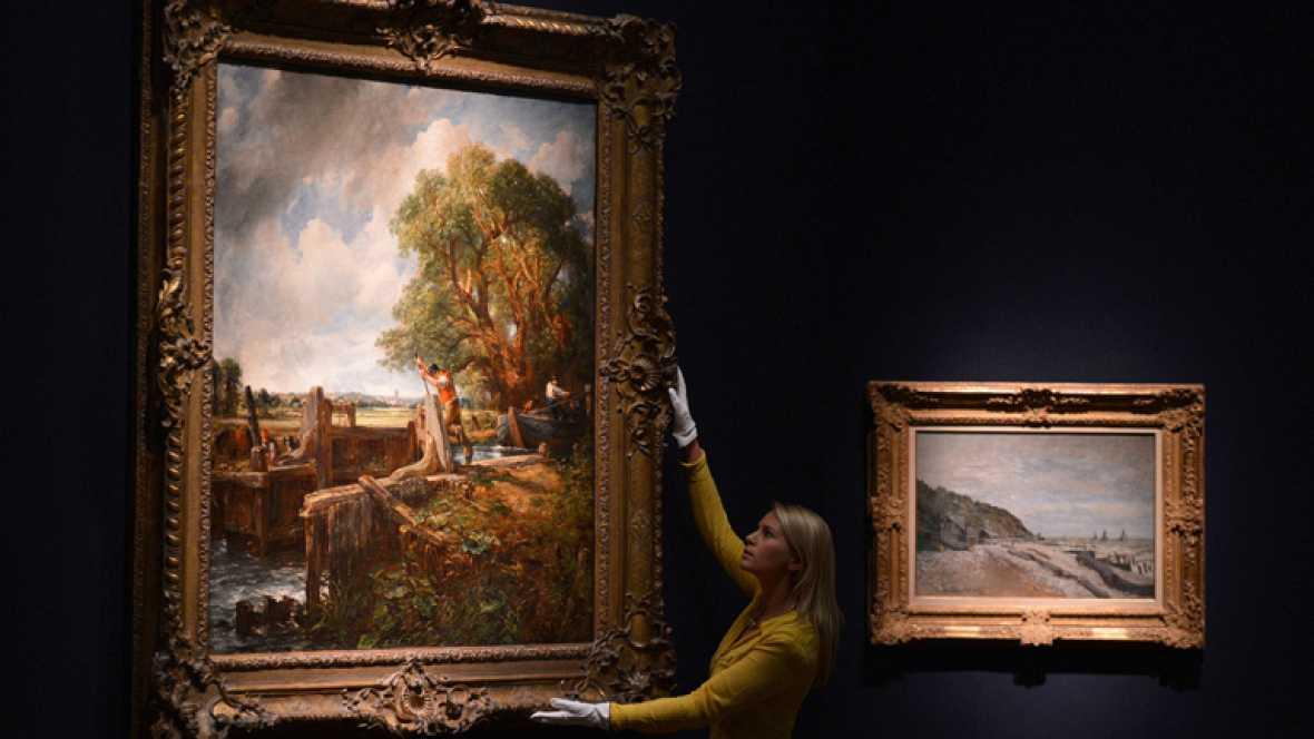 El 'Constable' de Carmen Thyssen se vende en Londres por 28 millones de euros