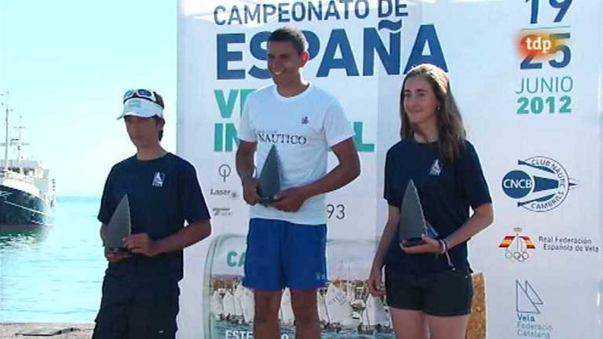 Vela - Campeonato de España de Vela Infantil - ver ahora