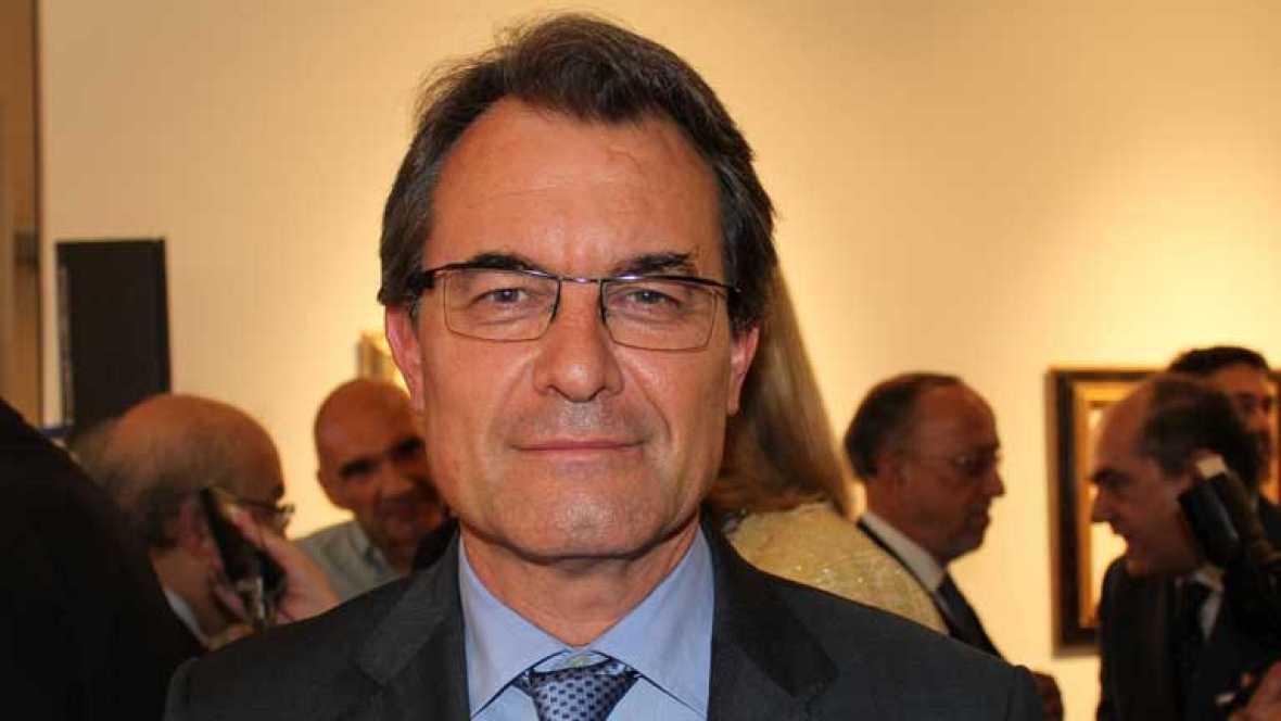 Artur Mas presenta su tercer plan de ajuste con el que prevé ahorrar 1.500 millones
