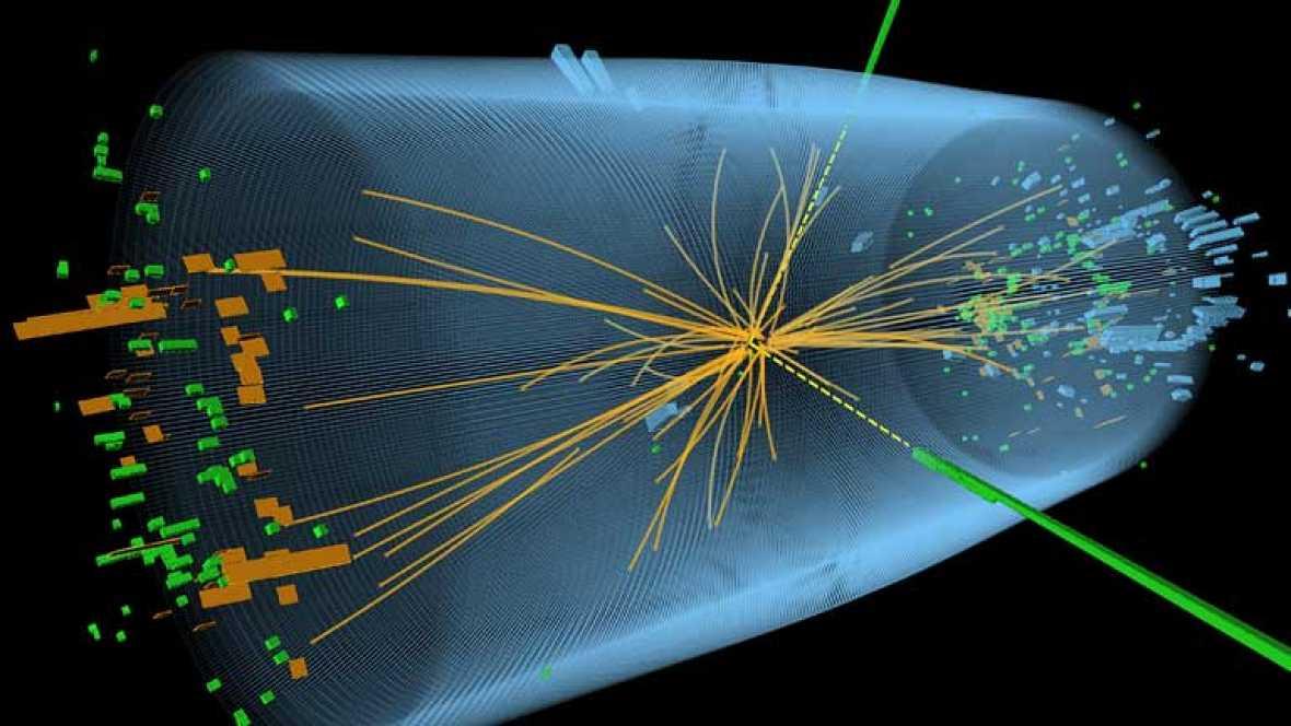 El bosón de Higgs apunto de ser confirmado