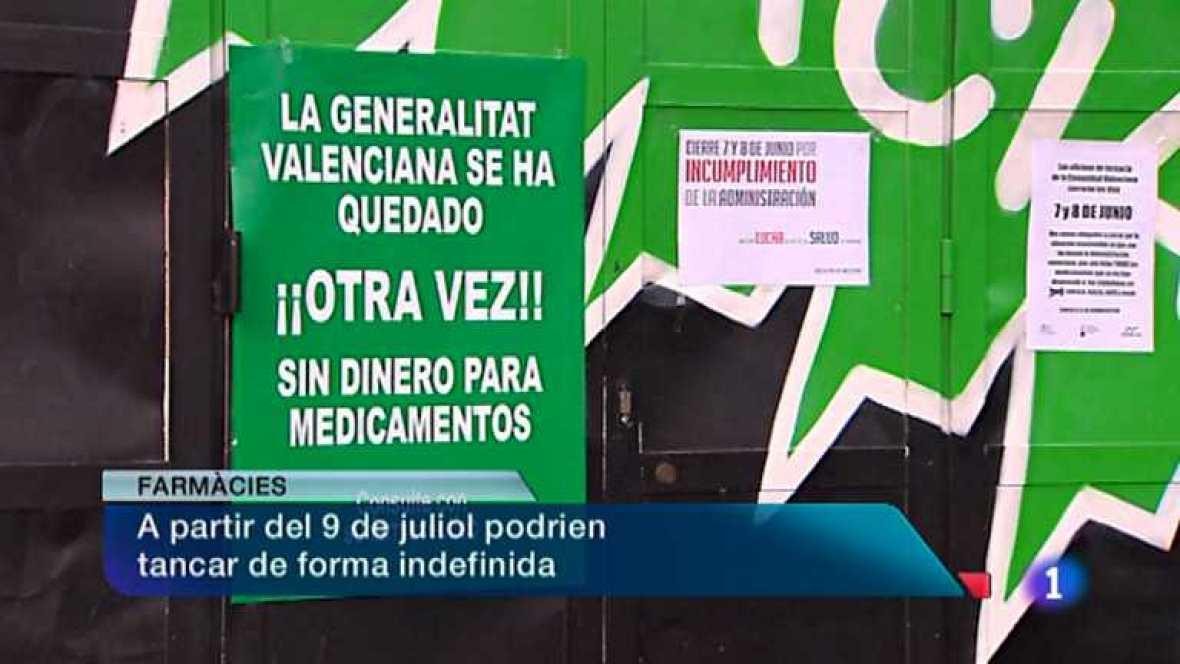 L'Informatiu - Comunitat Valenciana - 04/07/12 - Ver ahora