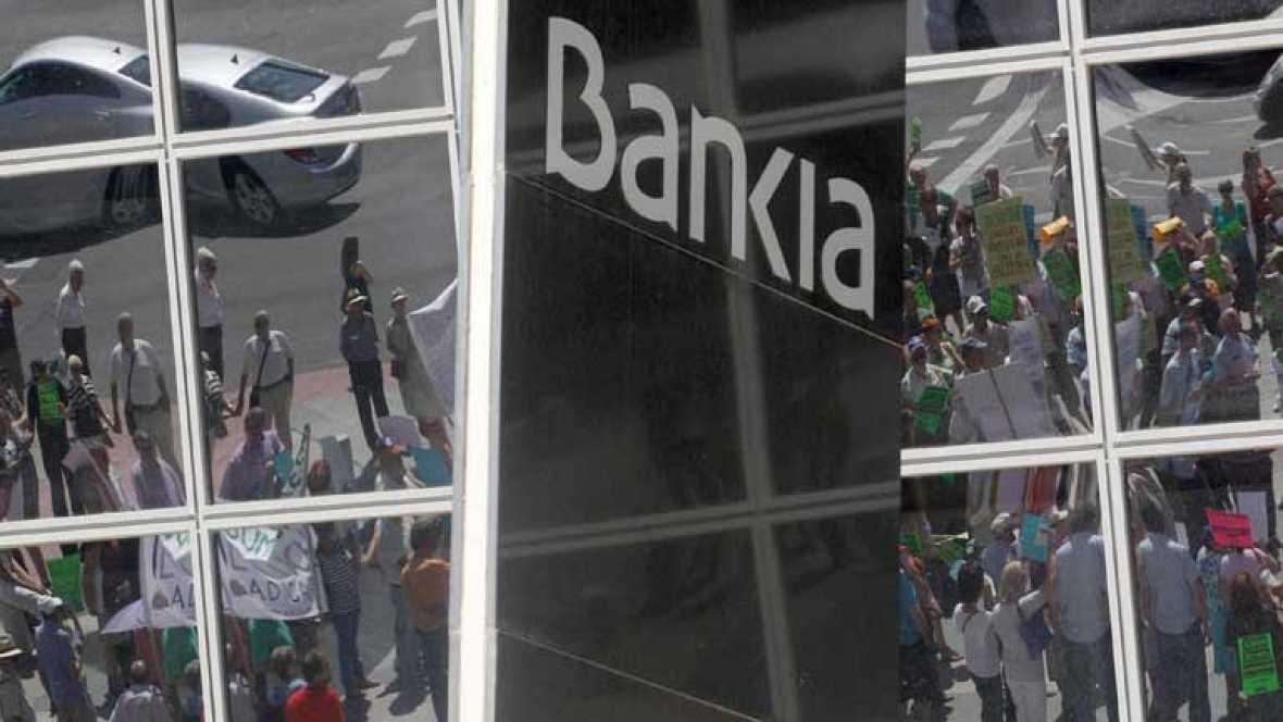 La Audiencia Nacional investiga la gestión y el agujero económico de Bankia