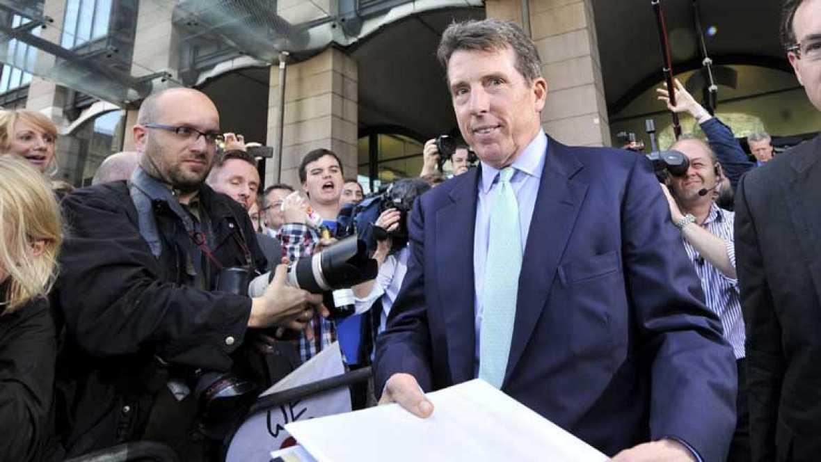 Bob Diamond admite errores y también apunta al Banco de Inglaterra