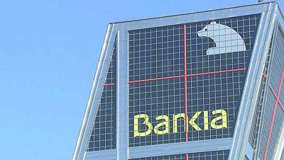 La oposición reclama que haya una comisión de investigación sobre Bankia