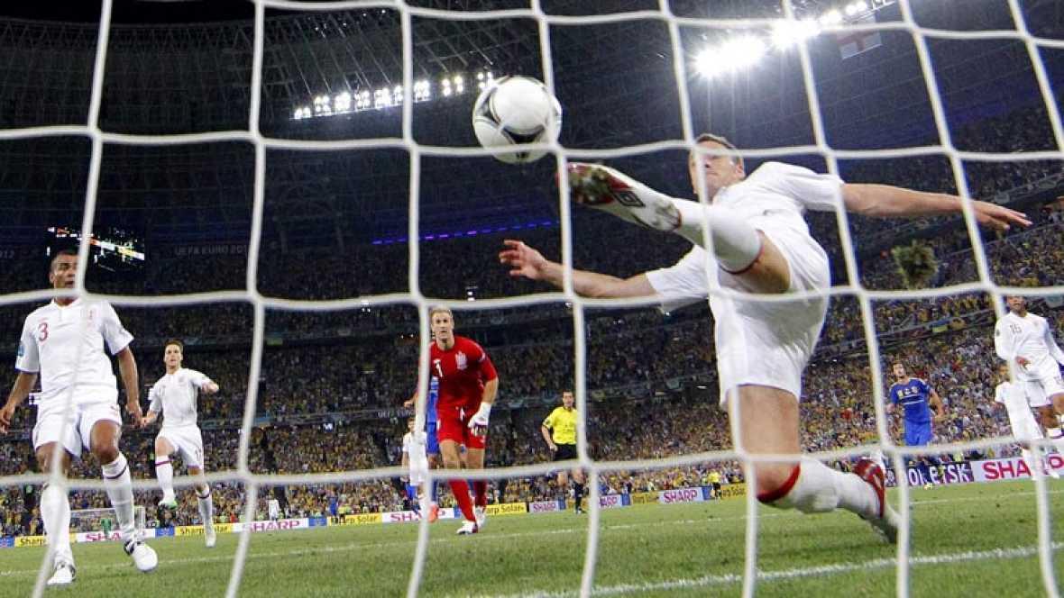 Los goles fantasma pueden pasar a la historia