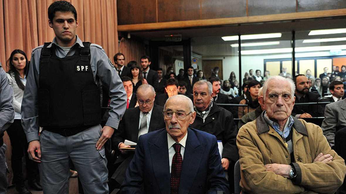 Máxima condena para el general Videla 16 años después
