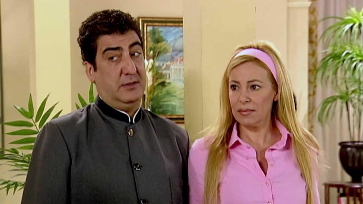 Ana y los 7 - La confianza da asco  - A casa de los Hidalgo llega Alvaro, hijo de un amigo de Fernando a quien los chicos se la tienen jurada - Ver ahora