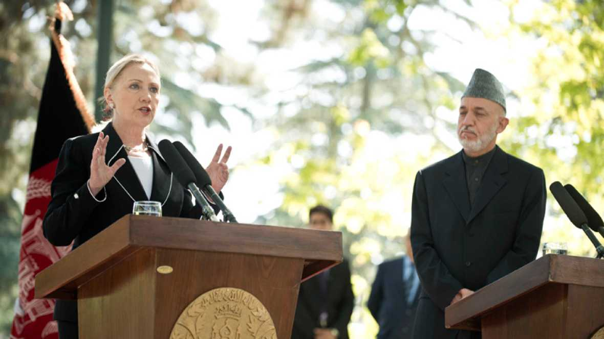 EE.UU. concede a Afganistán el estatus de aliado preferencial fuera de la OTAN