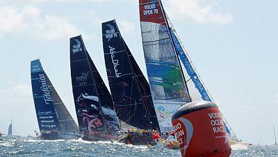 Termina la Volvo Ocean Race y en el 'Telefónica' ya piensan en los Juegos
