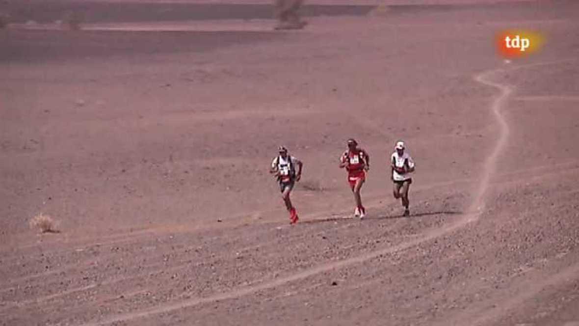 Preparación ultramaratón desértica 'Isostar Desert Marathon' - ver ahora