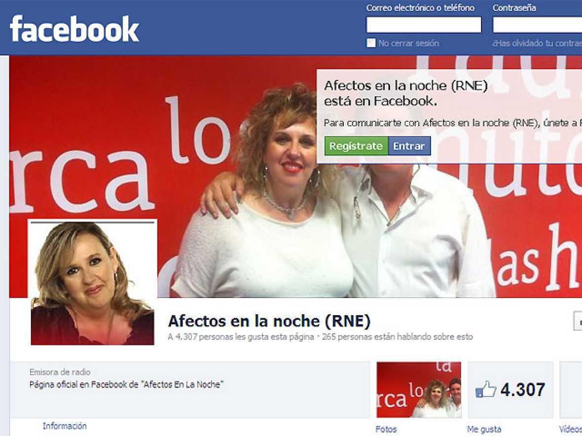 Las redes sociales en RTVE