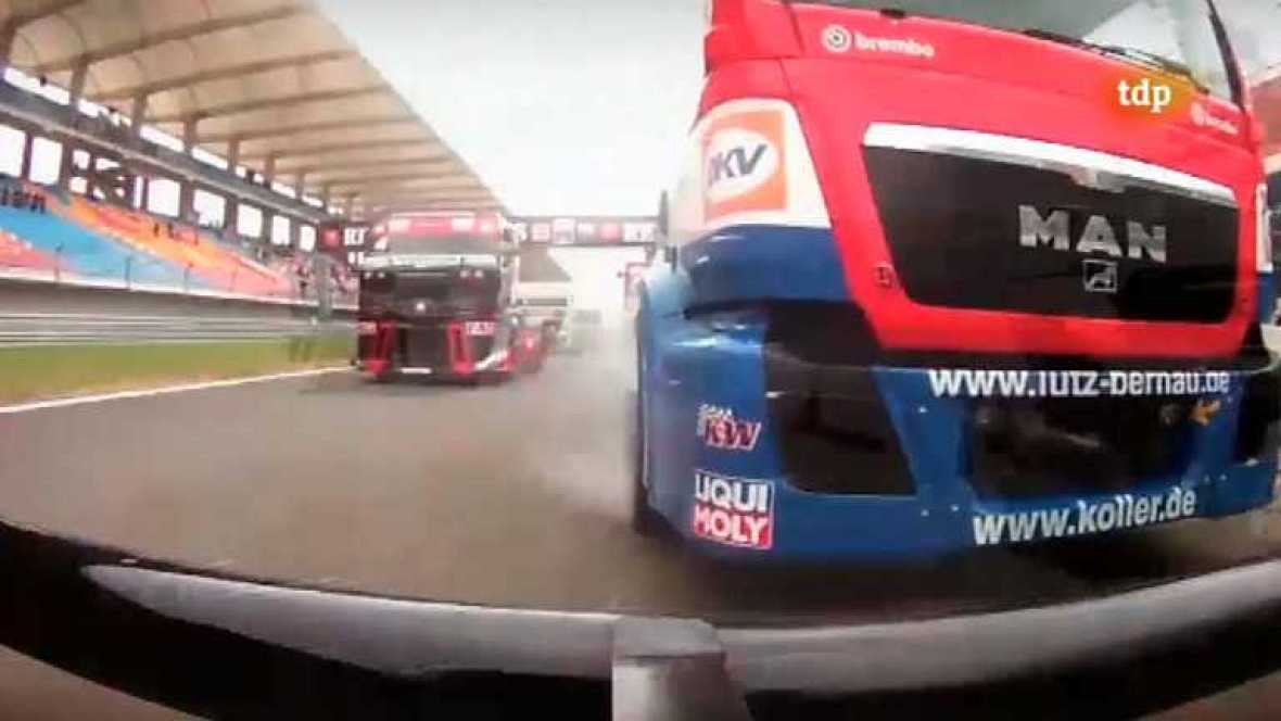 Carreras de camiones - Campeonato de Europa - Ver ahora